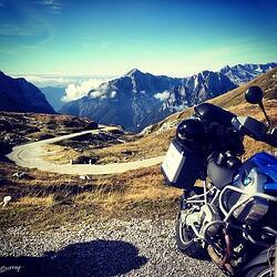 balkans motorcycle trip