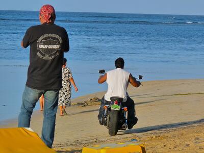 Harley Beach Rider