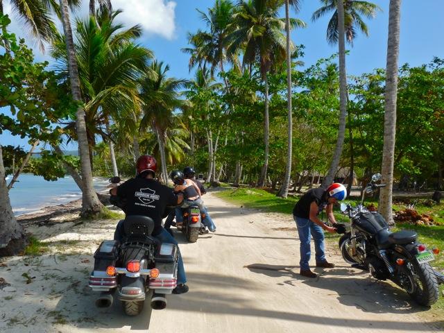 Harley-Davidson Tour