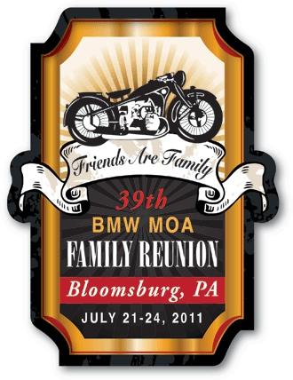 BMW MOA Rally 2011