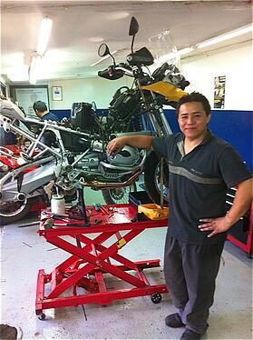 GS Moto Service Chile