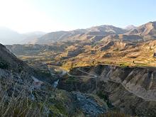 Colca Canyon of Peru