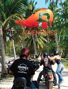 harley motorcycle adventure tours