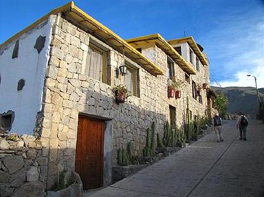 hotel colca canyon peru