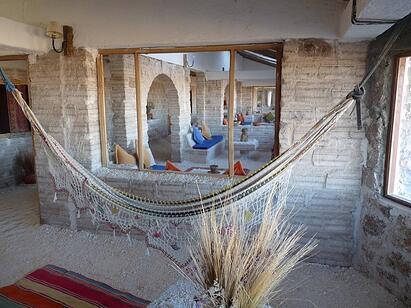 Best Salt Hotel near Uyuni Bolivia