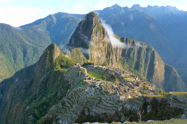 Machu Picchu by Motorcycle