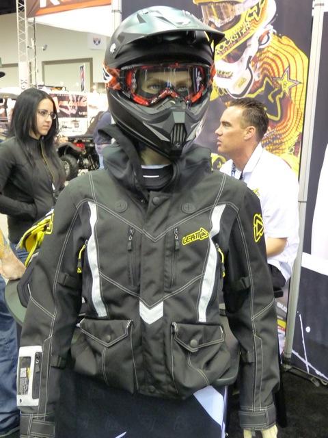 Leatt Jacket