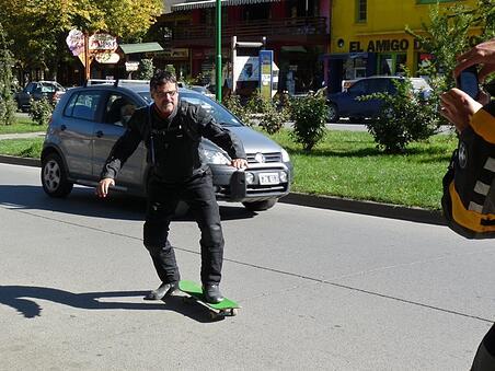 Skateboard El Bolson