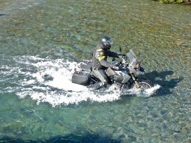 Patagonia BMW motorcycle tour