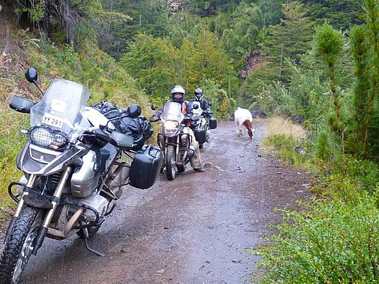 Patagonia Motorcycle Adventure Tour