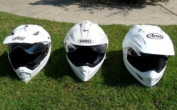Dual Sport Motorcycle Helmet Review