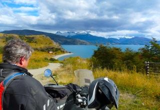Patagonia motorcycle trip