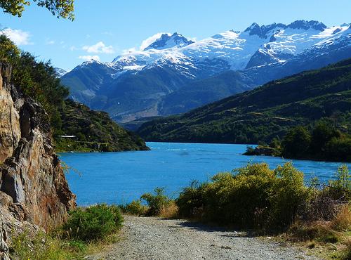 Lago General Carrera Chile Patagonia