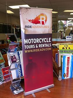 RIDE Adventures Banner