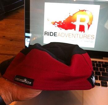 SweatVac for Helmets