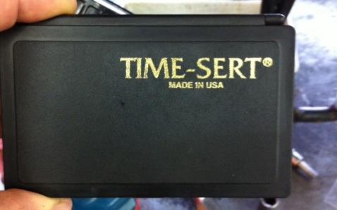 Time-Sert Thread Insert