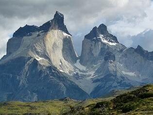 Torres del Paine National Park Los Cuernos