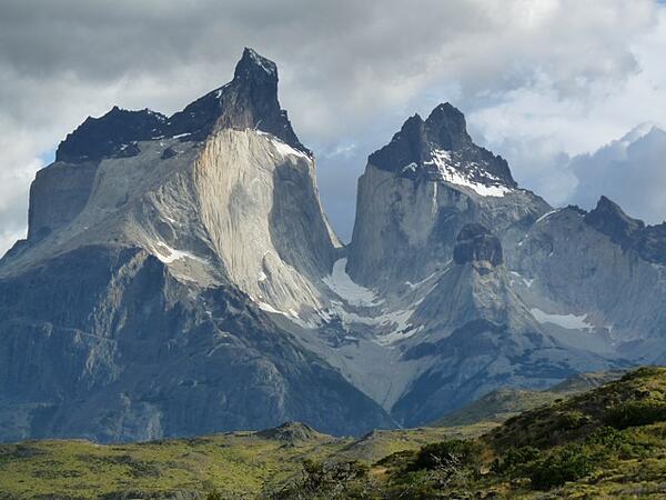 Los Cuernos Torres del Paine