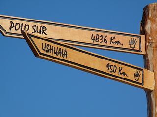 Trip to Ushuaia