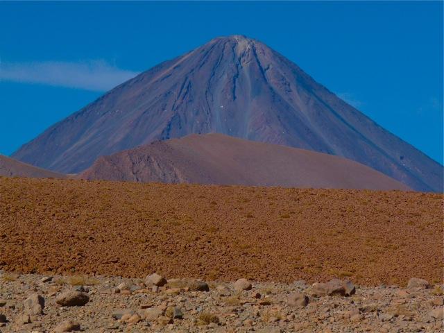 Volcano San Pedro de Atacama