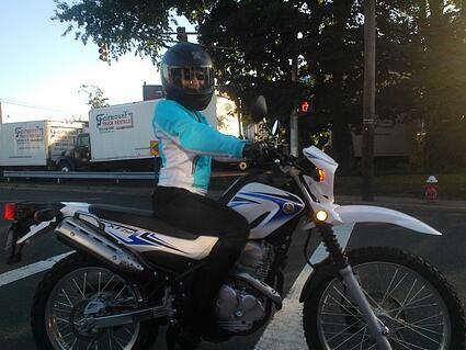 XT 250 Rider