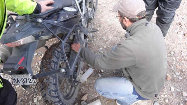 Motorcycle Travel Work