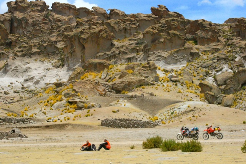 Motorcycle rental Bolivia