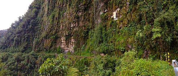 Valley riding in Peru