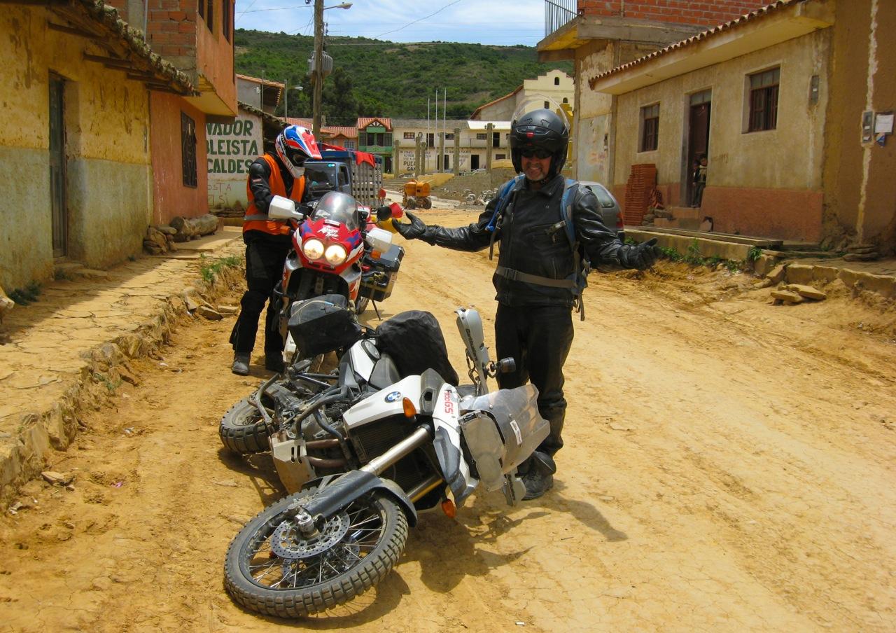 Bolivia Ride Adventure