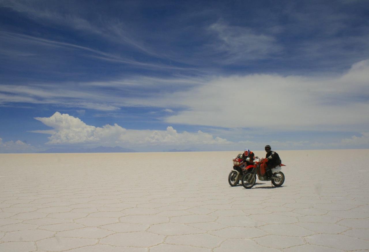 Bolivia Motorcycle Tour