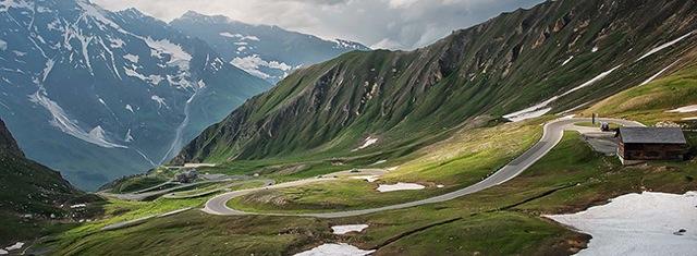 alps moto explorer mountains