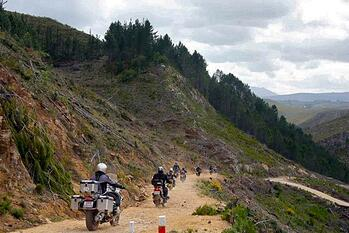 South Africa Motorcycle Adventure