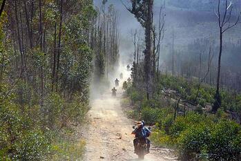 Motorbike Trip South Africa