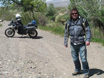 Self-Guided Motorcycle Tour