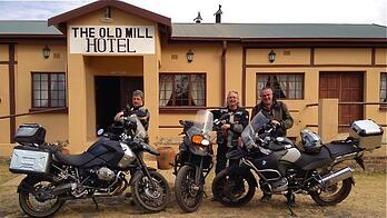 Motorcycle Touring South Africa