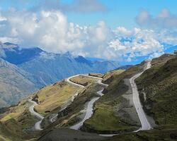 Motorcycle Trip in Peru
