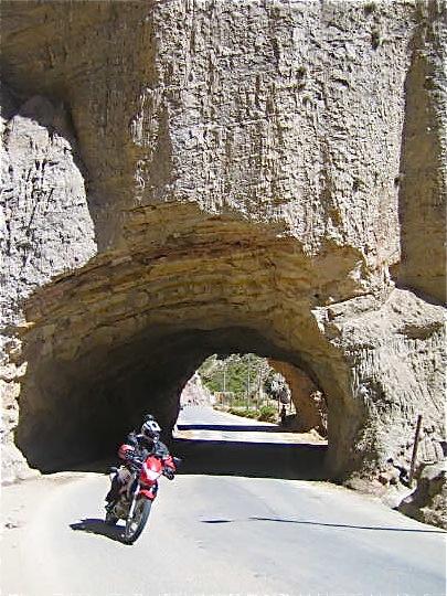 Canyon Riding Peru