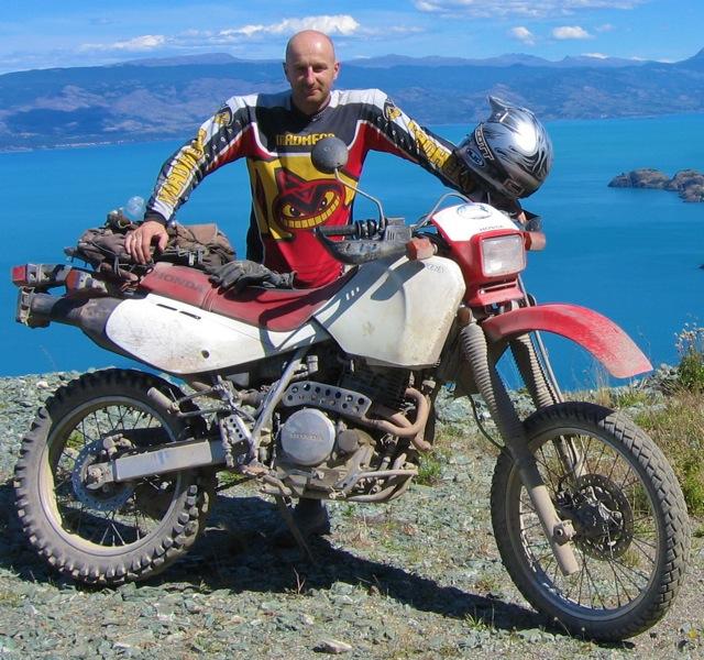 Lars RIDE Adventures Peru