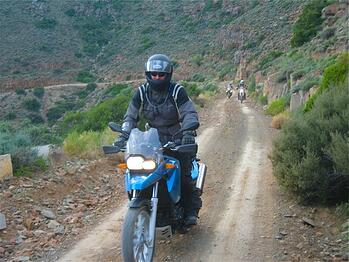 Motorcycling South Africa