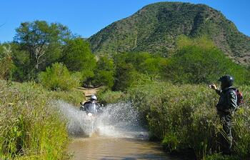 Explore South Africa by Motorcycle
