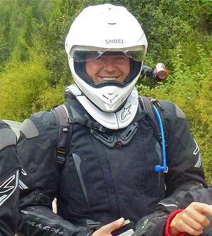 Eric Lange RIDE Adventures