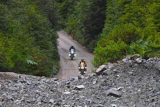 Carretera Austral Motorcycle Riders
