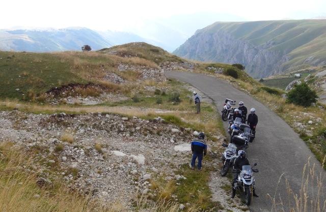 Motorcycle Trip Montenegro
