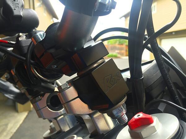 Rox KTM 690 Enduro Risers