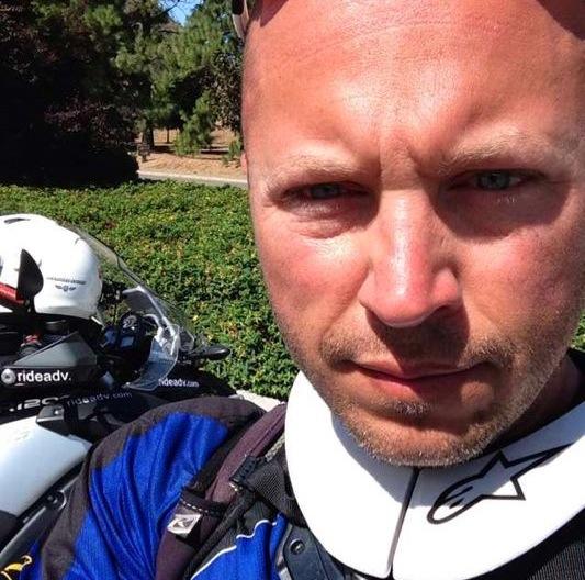 Motorcycle Neck Brace