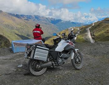 Fly & Ride Peru Motorcycle Trip