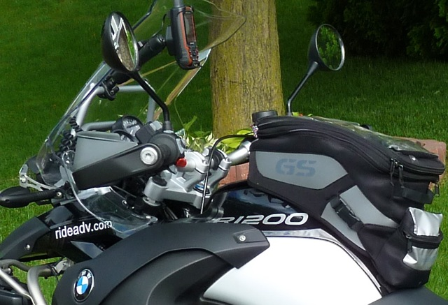 Garmin 62s BMW Adventure