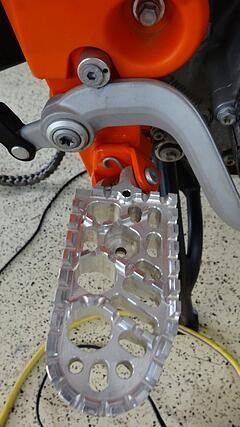 KTM Parts Review