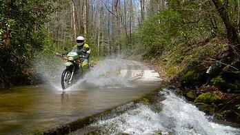 Dual Sport Motorcycle Rentals
