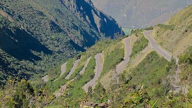 Peru Motorcycle Roads